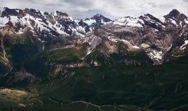 Schilthorn- Bernese Альпы - Швейцария стоковые фото