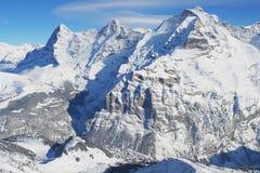 Schilthorn, Switzerland Royalty Free Stock Photo