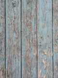 Schilverf op oud hout Stock Foto's