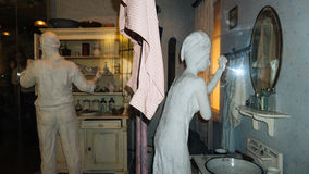 Schindler& x27 μουσείο εργοστασίων του s στην Κρακοβία Στοκ Εικόνες