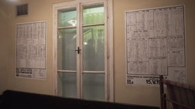 Schindler Fabryczny muzeum w Krakow Fotografia Stock
