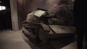 Schindler Fabryczny muzeum w Krakow Obrazy Royalty Free