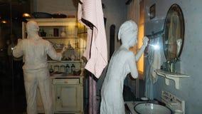 Schindler& x27 ; musée d'usine de s à Cracovie Images stock