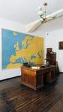 Schindler& x27; s Fabrieksmuseum in Krakau Royalty-vrije Stock Afbeelding