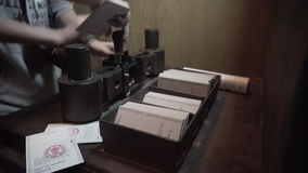 Schindler's Factory Museum in Krakow. Stock Photos