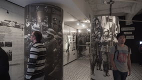 Schindler's Factory Museum in Krakow. Royalty Free Stock Photography