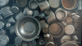 Schindler& x27 μουσείο εργοστασίων του s στην Κρακοβία Στοκ Εικόνα