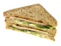 Schinken-Sandwich Lizenzfreies Stockbild