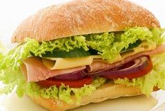 Schinken-Sandwich Stockbilder