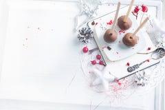 Schiocchi del dolce di cioccolato immagine stock libera da diritti