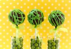 Schiocchi del dolce di turbinio Fotografia Stock Libera da Diritti
