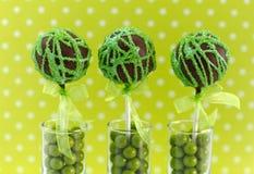 Schiocchi del dolce di turbinio Immagine Stock