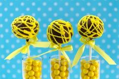 Schiocchi del dolce di turbinio Fotografie Stock