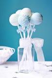 Schiocchi della torta di cerimonia nuziale Immagini Stock