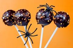 Schiocchi della torta di Halloween immagine stock