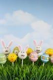 Schiocchi della torta di Pasqua immagini stock libere da diritti