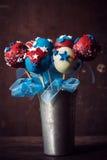 Schiocchi dolci del dolce Immagini Stock Libere da Diritti