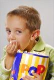 Schiocco della bocca. immagini stock libere da diritti