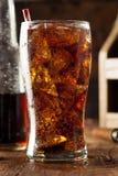 Schiocco di soda pieno di bolle di rinfresco Fotografia Stock Libera da Diritti