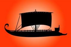 Schip Royalty-vrije Stock Foto