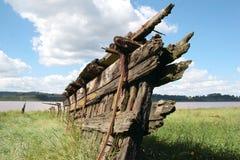 Schipbreuk Stock Foto's