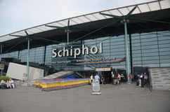 Schiphol Airport Stock Photography