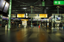 Schiphol airport royalty free stock photography