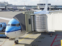 Schiphol Airport, Amsterdam, Netherlands. Stock Photos