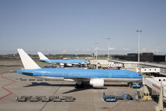 Schiphol Luchthaven 1 Royalty-vrije Stock Afbeelding