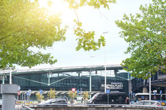 Schiphol plaza shopping center in Airport Schiphol Stock Image