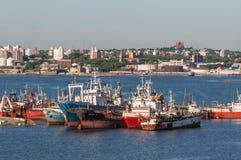 Schipkerkhof in Montevideo Royalty-vrije Stock Afbeelding