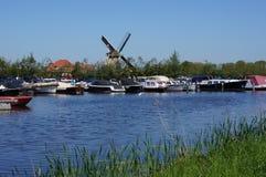 Schipluiden, os Países Baixos Fotos de Stock