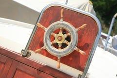 Schipwiel Royalty-vrije Stock Afbeeldingen
