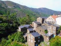 Schist χωριά της κεντρικής Πορτογαλίας Στοκ φωτογραφία με δικαίωμα ελεύθερης χρήσης