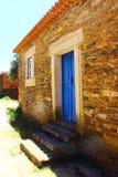 Schist Village Stock Image