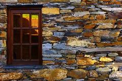 Schist wioska Zdjęcie Royalty Free