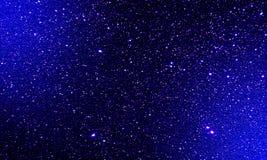 Schitter geweven donkerblauw behang als achtergrond stock illustratie