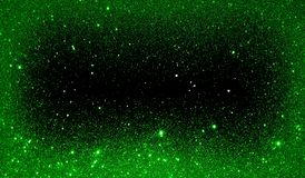 Schitter geweven groen en zwart in de schaduw gesteld behang als achtergrond stock foto