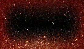 Schitter geweven rood en zwart in de schaduw gesteld behang als achtergrond stock fotografie