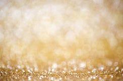 schitter Kerstmisachtergrond Stock Fotografie