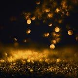 schitter lichten grunge achtergrond, schitter defocused abstracte Twi Royalty-vrije Stock Foto's