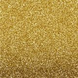 Schitter textuur gouden ontwerp als achtergrond, vectorillustratie royalty-vrije illustratie