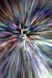 Schitter uitbarsting Stock Afbeelding