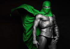 Schitterend mannelijk lichaam Stock Afbeeldingen