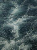 Schiuma del mare fotografie stock