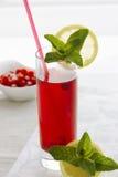 Schizandra chinensis drink. Stock Image
