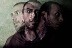 schizofrenie Stock Afbeeldingen