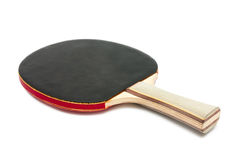Schläger für Tischtennis Stockbild