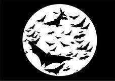 Schläger - Vampir Lizenzfreie Stockbilder