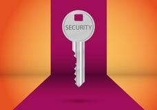 Schlüssel Lizenzfreies Stockfoto